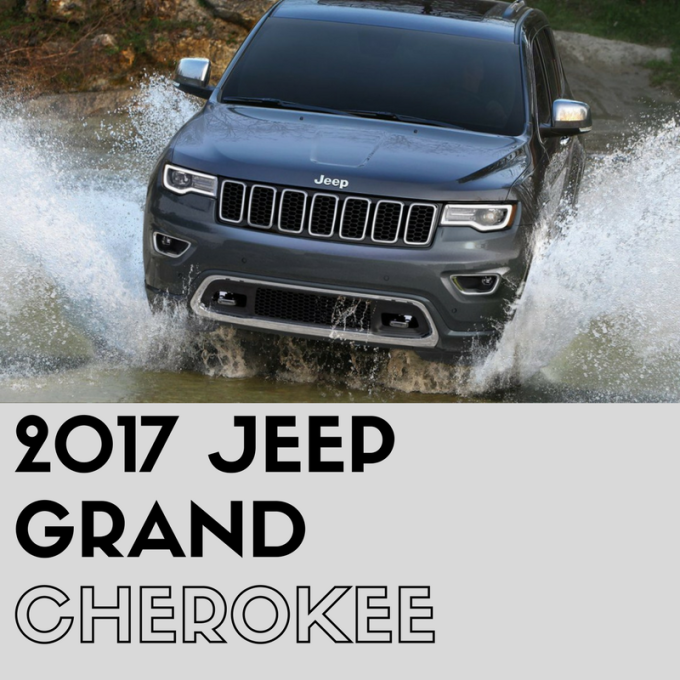 2017 Jeep Grand CherokeeOverview