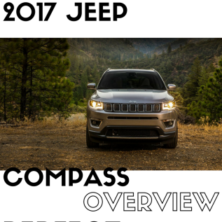 2017 All-New Jeep Compass Overview