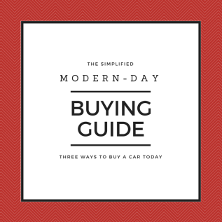 The Simplified Modern-Day Buying Guide