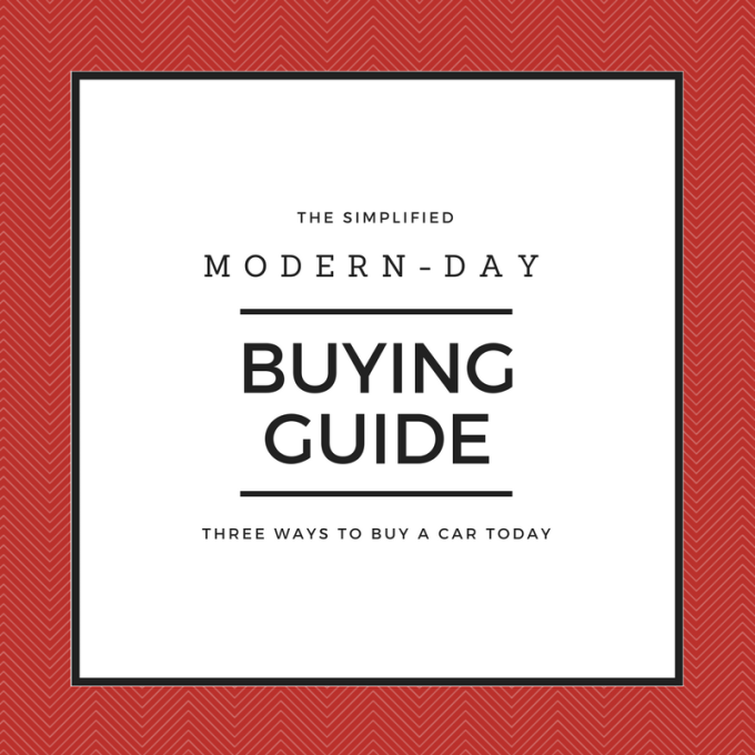 The Simplified Modern-Day BuyingGuide