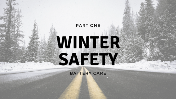Part One – Winter Safety