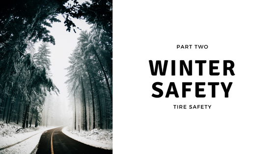 Part Two – Winter Safety