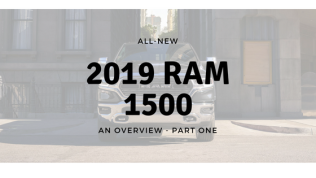 All-New 2019 Ram 1500 Trucks! [Part One]